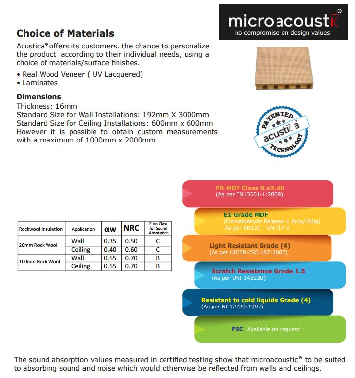 micro-acoustic