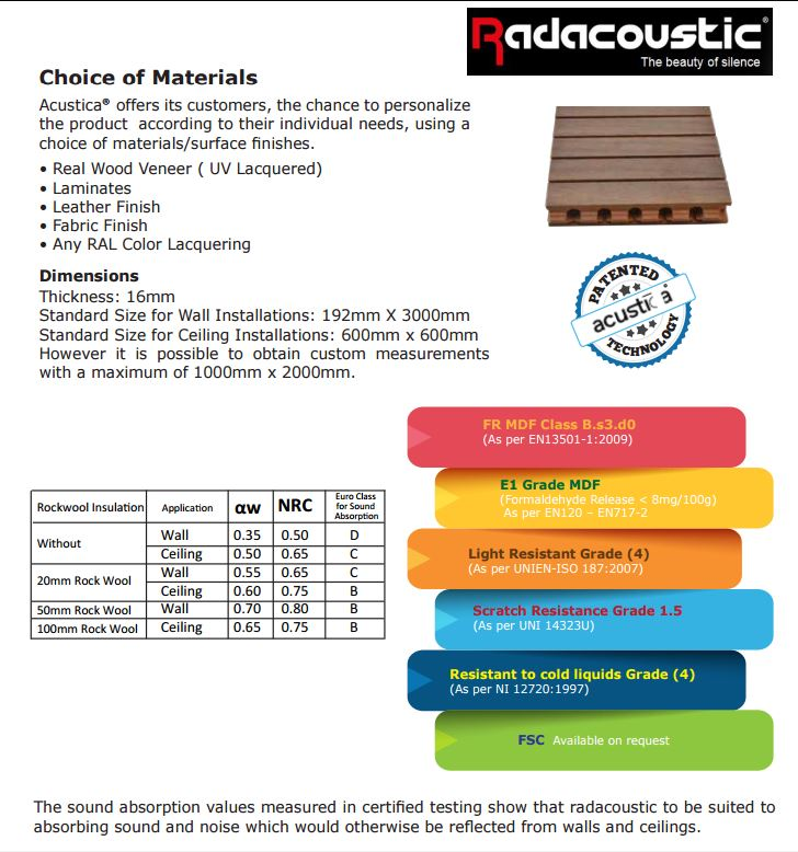 radacoustic