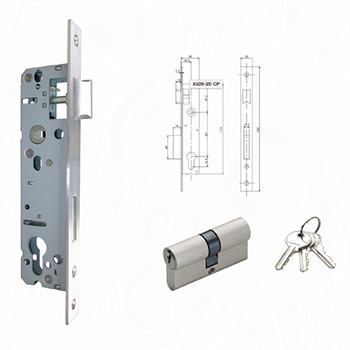 Locking System Door Locks Cylinder
